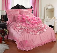luxury bedroom sets girly - Recherche Google