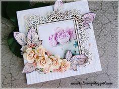 Scrap Shop: Z bukietem kwiatów