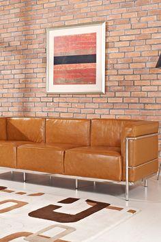 Le Corbusier  Leather Sofa
