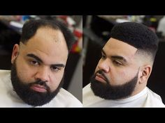 MAN WEAVE TUTORIAL | FULL AFRO DROP FADE UNIT INSTALL - YouTube Barber Man, Beard Barber, Down Hairstyles, Trendy Hairstyles, Hair Unit, Hair Growth For Men, Beard Fade, Braided Hairstyles Tutorials, Hair Tutorials