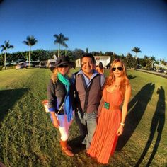 Great times at Polo