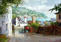 Галерея романтичной москвички - Ian Ramsay. *** Old kind England.
