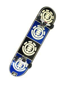 ~ £68 (84 euro) Complete skateboard ELEMENT #skateboard #element