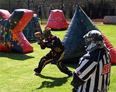 Get extreme at Paintball city in Germiston - Johannesburg Paintball, Fun Activities, South Africa, Garden Sculpture, Adventure, City, Outdoor, Short I Activities, Outdoors
