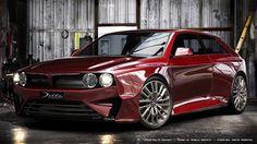 Lancia-Delta-Concept-hdr   presentata come concept al Salone di Parigi 2016 per essere poi commercializzata a partire dal 2017.