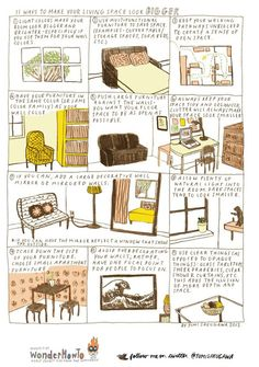 small apartment tips