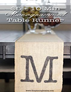 This is a perfect inexpensive way to decorate and customize for a wedding or baby or bridal shower!