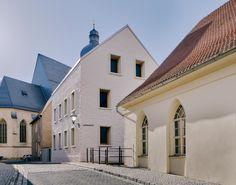 Atelier ST . Lutherarchiv . Eisleben  (1)