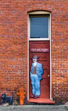 Door - Anacortes, Washington
