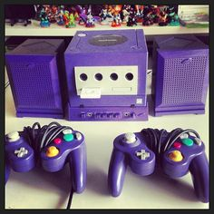 GameCube with sound