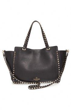 7918b6fcf Valentino 'Medium Rockstud' Tote #Valentino Valentino Handbags, Valentino  Rockstud Bag, Valentino