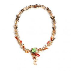 Wild at Heart necklace by Erickson Beamon - Covet Chic