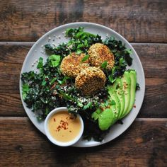 Drum Beets - Seattle Area Personal Chef: hemp seed falafel salad