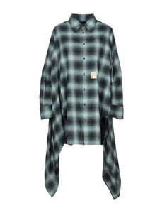 Dsquared2 Checked Shirt - Green 4 (Us Size)