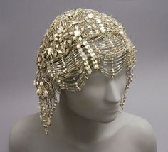 Woman's Headdress  Made in United States, North and Central America  c. 1925  Artist/maker unknown, American