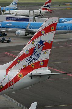 TC-SKR Boeing 737-83N Sky Airlines by FokkerAMS, via Flickr