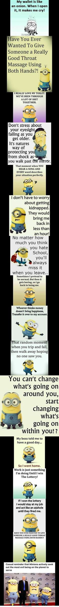 Top 15 Funniest Memes By The #Minions - funny minion memes, Funny Minion Quote, funny minion quotes, Funny Quote, Quotes - Minion-Quotes.com