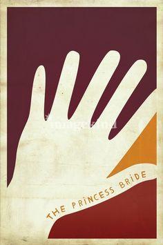 "Princess Bride. Enhanced Matte. 16"" x 24"" W. $45.05"