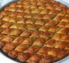 findikli-merdane-baklavasi-1 Baklava Cheesecake, Bake Zucchini, Homemade Beauty Products, Hot Dog Buns, Sweet Treats, Rolls, Health Fitness, Bread, Baking