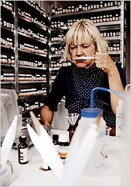 """sissek tolaas, """"an odor artist and perhaps the fragrance industry's most controversial figure"""". controversy in the fragrance industry? interesting. also interesting, america's obsession with overcleanliness, literally and figuratively. also, pheromones. this lady's work is bizarre and fascinating."""