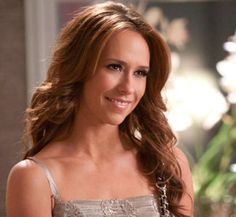 Jennifer Love Hewitt.  Her hair is gorgeous in The Client List!