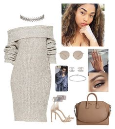 """""""If I Ain't Got You """" by paliahna ❤ liked on Polyvore featuring Chanel, Gucci, Tiffany & Co., Assya London, Stuart Weitzman and Givenchy"""