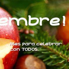 #Bienvenido Diciembre mes para celebrar con todos.  #MrFruit #FrutasParaLlevar #5aldía #SuperFrutas #Maracaibo