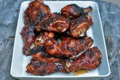 how to make proper bbq chicken