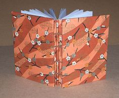 Autumn Journal | Hardcover blank journal with an exposed spi… | Flickr