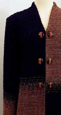 Handwoven Clothing, Coats, Kathleen Weir-West, 38-001.JPG