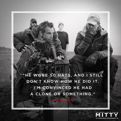 Ben Stiller contributed in multiple areas, including directing, to help make The Secret Life Of Walter Mitty a reality.