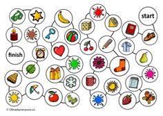 Desková hra pro výuku jazyků