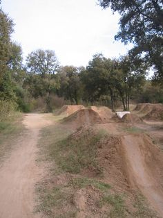 Inspiration for backyard trail system