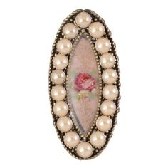 Women's brooches | Handmade brooches | Prom jewelry - מיכל נגרין