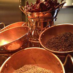 Copper pots #travel