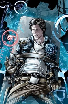 Star Wars: Doctor Aphra by Marco Checchetto Star Wars Comics, Star Wars Rpg, Star Wars Fan Art, Marvel Comics, Star Trek, Sith, Comic Books Art, Comic Art, Book Art