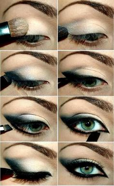 sparkle, gorgeous, I love having green eyes and this would make them look even better!! So does purple shadows