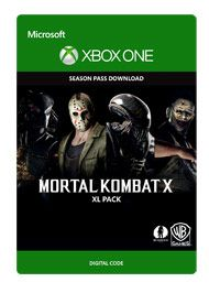 Mortal Kombat X: XL Pack (Xbox One) Download -- $9.99 at GameStop #LavaHot http://www.lavahotdeals.com/us/cheap/mortal-kombat-xl-pack-xbox-download-9-99/89746
