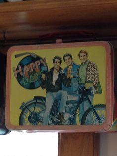 Nostalgic Lunch Boxes - Happy Days
