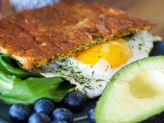 Brød fri for gluten Avocado Egg, Food And Drink, Gluten, Inspire, Baking, Eat, Breakfast, Morning Coffee, Bakken