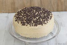 farewell cake // Chocolate Chip Cookie Dough Cake