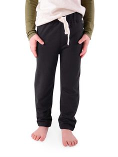 Colored Organics Organic Toddler Boys Hudson Athletic Sweatpants- Our boys athletic pants are a high quality, organic version of boys jogger pants. These durable toddler boy sweatpants are a comfy and breathable essential.