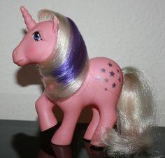 Twilight. Unicorn pony. Year 2. 1983-84.