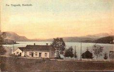 Møre og Romsdal fylke Tingvoll kommune Fra Tingvold, Nordmør Tidlig 1900-tall