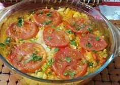 Posno i veoma ukusno jelo, može se servirati kao prilog uz ribu ili kao jelo u danima posta. Bogato raznovrsnim povrćem, ovaj đuveč je hranljiv i zdrav obrok koji prija i lako zasiti... Diner Recipes, Soup Recipes, Chicken Recipes, Cooking Recipes, Healthy Recipes, Pasta Recipes, Bread Recipes, Healthy Food, Bosnian Recipes