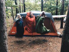 Camping & sleeping bags