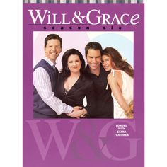 Will & Grace: Season Six [4 Discs]