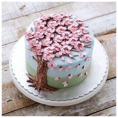 Bu çiçeklerle dolu tasarım pastalar, tam da şu güzelim bahar aylarında gözünüzü gönlünüzü açacak, iştahınızı artırmaktan da geri durmayacak.
