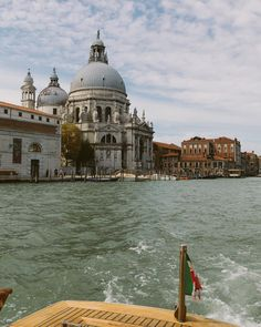 Margo & Me in Venice, Italy