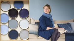 Discover your next colours with Dulux Colour of the Year 2017 - Steel Symphony 2 and Colour Futures Trends Dulux Denim Drift, Color Of The Year 2017, Cole And Son, Blue Rooms, Home Trends, Home And Deco, Color Trends, Decoration, Color Inspiration